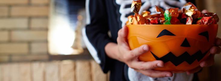 How Your Kids Can Stay Healthy This Halloween
